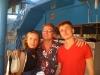 Tania, Bill and Oli